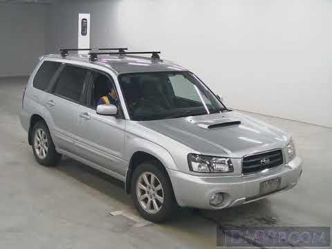2004 Subaru Forester Xt Sg5 Youtube