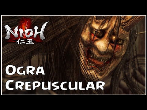NIOH - BOSS OGRA CREPUSCULAR - #29 - Legendado PT-BR PS4 Pro