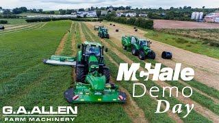 G. A. Allen - McHale Demo Day 2016 - 4K