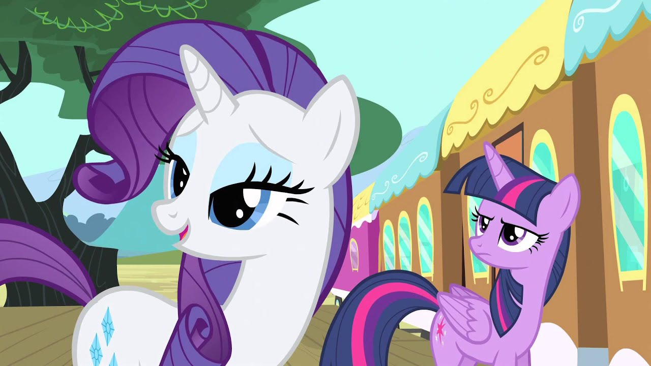 Rarity Wont You Be A Dear Batting Eyelashes Youtube