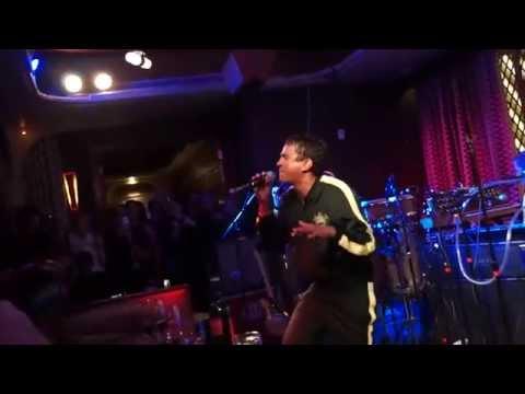 Timbuktu - Alla vill till himmelen (Live at Red Rooster Harlem, New York  11-01-2014)