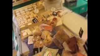 Shopping at The Paris Farmer