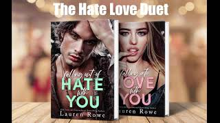 The Hate Love Duet is coming April 15 and 19!
