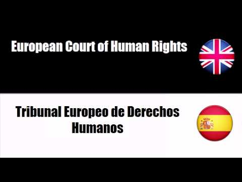ENGLISH SPANISH   Court of Justice of the European Communities