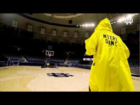 @NDmbb Golden Dome Uniform Reveal (2017)