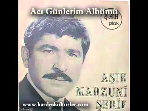 Asik Mahzuni Serif - Zalimin Zulmu Varsa