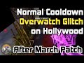 OCG - [Patched] Overwatch Glitch Out of map on Hollywood