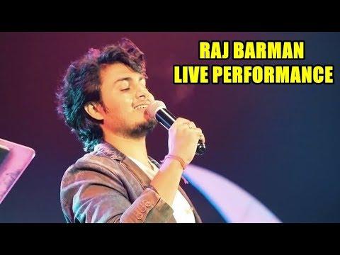 RAJ BARMAN Live Performance || Song