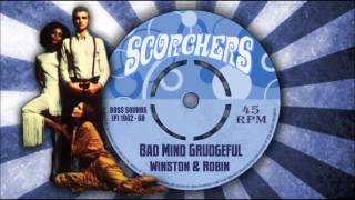 Winston & Robin - Bad Mind Grudgeful
