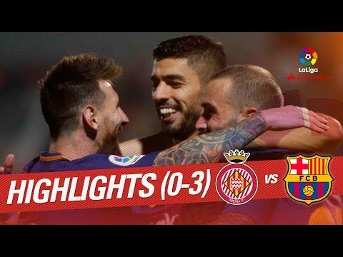 Resumen de Girona FC vs FC Barcelona (0-3)