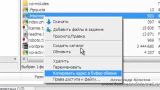htaccess и визуальный редактор wordpress  KOCHETOFF.ru(, 2011-04-07T11:59:04.000Z)