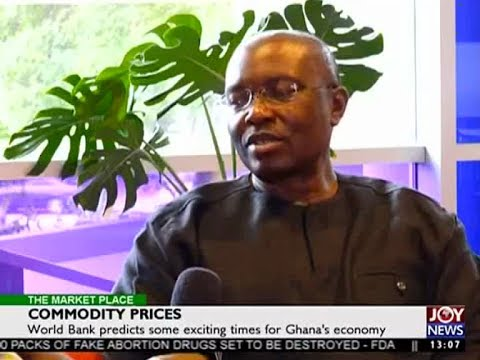 Commodity Prices - The Market Place on JoyNews (17-5-17)