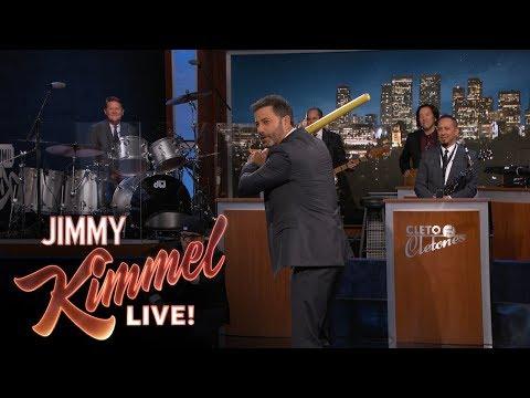 Jimmy Kimmel on Boston Red Sox Cheating Scandal