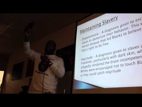 Umar Johnson in Sacramento [2/5]