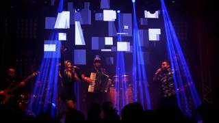 Camila e Haniel Gelo na balada ao vivo no Woods BC