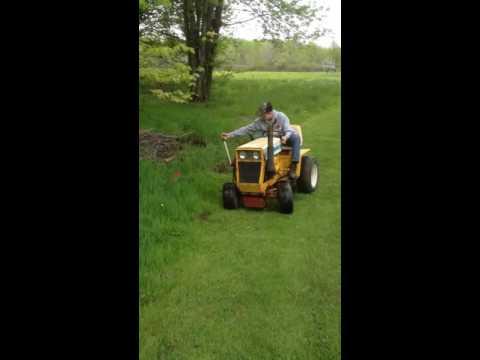 Haban sickle mower