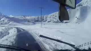 Gilgit baltistan beauty of Astore Valley snowfall winter