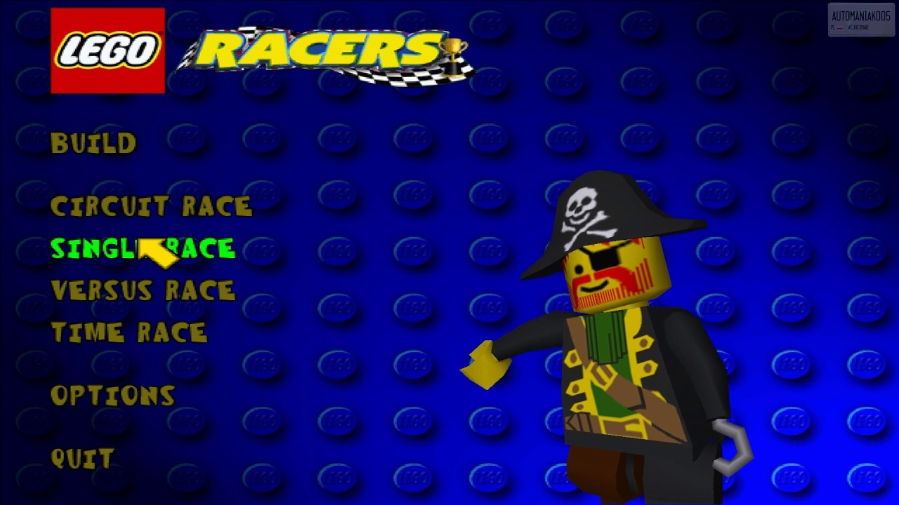 Lego Racers Hdwidescreen Tutorial New Youtube