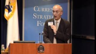 CSF 2012 | Panel Discussion: Emerging Global Trends and Strategic Challenges