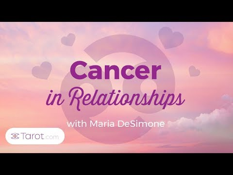 Cancer In Relationships & In Bed