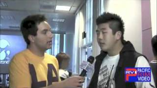 Anthony Lee of Yo Mama Crew and Anbu Black Ops at Fusion