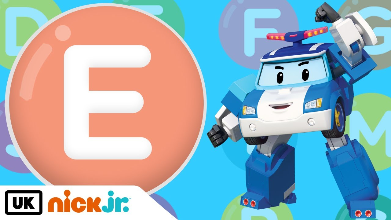 Words beginning with E! – Featuring Robocar POLI | Nick Jr. UK - YouTube