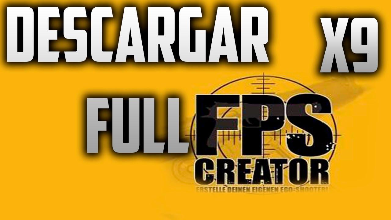 Resultado de imagem para fps creator X9