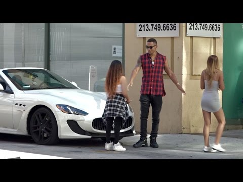 Gold Digger Prank On Ex-Girlfriend!