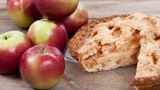 Вкуснейший Яблочный пирог. Рецепт моего ПАПЫ