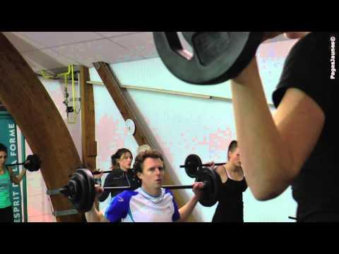 La salle de sport GYM' IN présentée par Fitness France