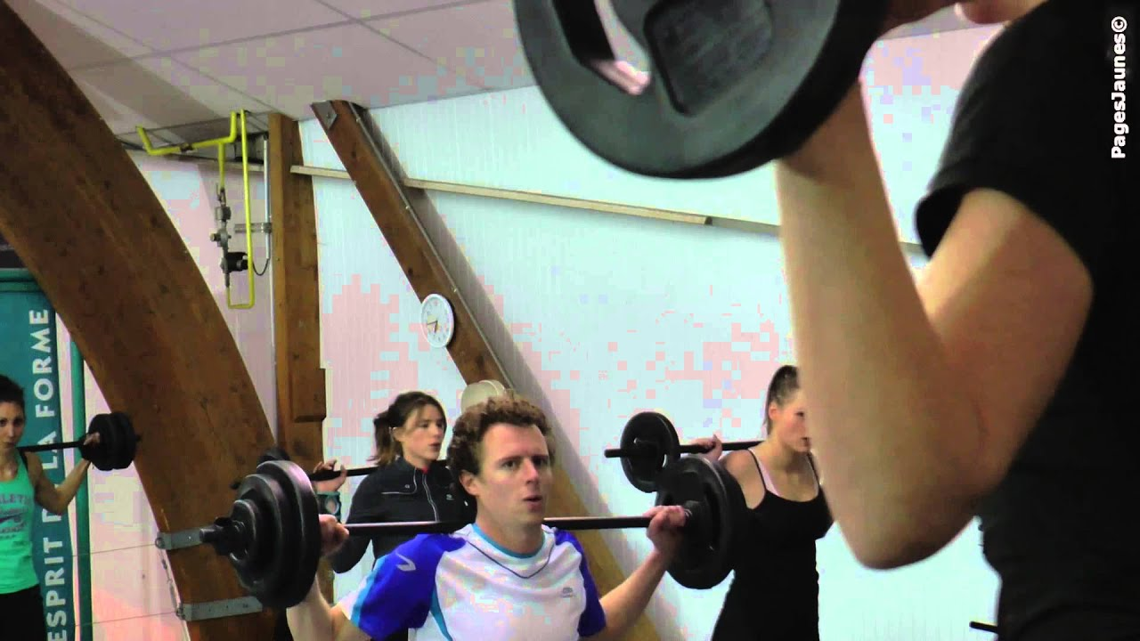 La Salle De Sport Gym In Presentee Par Fitness France Youtube
