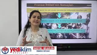 7 Sınıf / Ders / Sosyal Bilgiler / Konu  Fransız İhtilali