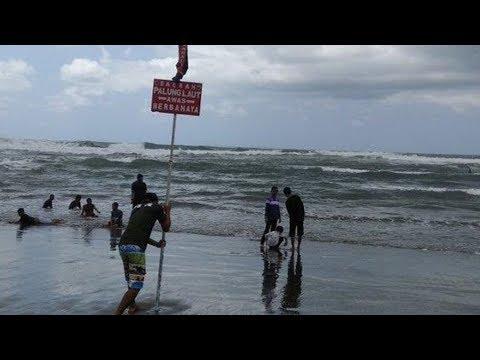 Empat Wisatawan Terseret Ombak Pantai Parangtritis, Satu Masih Hilang