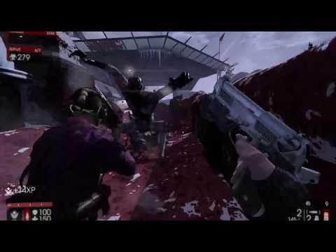 Killing Floor 2 v1012 KF_Outpost Hell on Earth Medium Wave