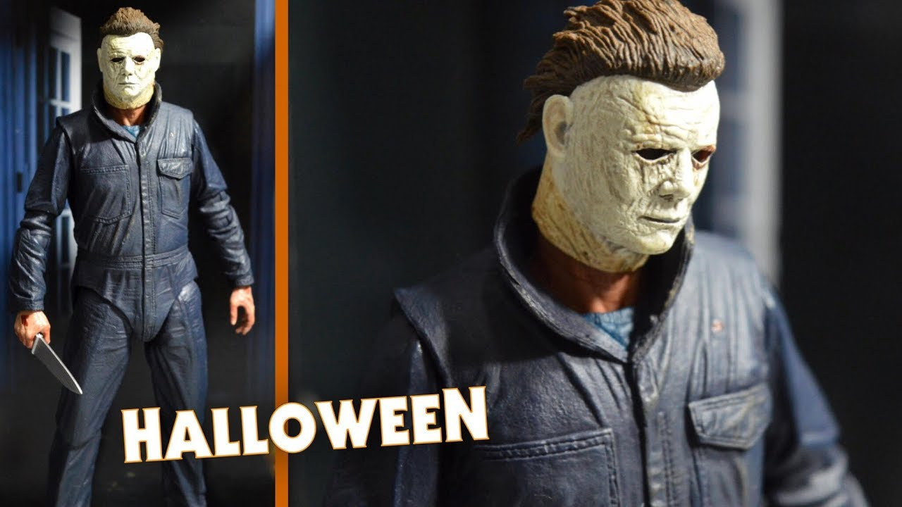 Neca Halloween 2018 Ultimate Michael Myers Action Figure Review Youtube
