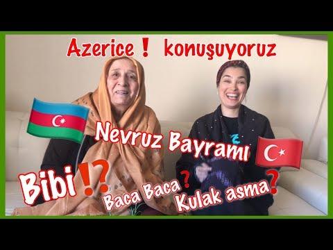 Azerice! Nevruz Bayramı - Baca Baca - Kulak Asma