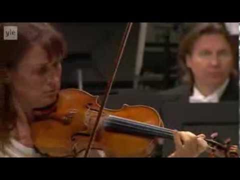Shostakovich: Violin Concerto No. 1 - Viktoria Mullova (2/3)