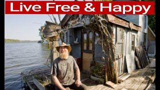 101 Small Houseboats Living Free & Happy on the Water
