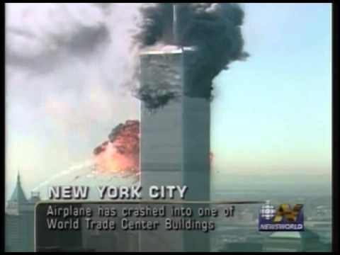 CBC 9-11-2001 News Coverage 9:00 AM - 10:00 AM