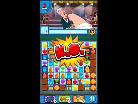 Family Guy Another Freakin Mobile Game Level 860 - NO BOOSTERS