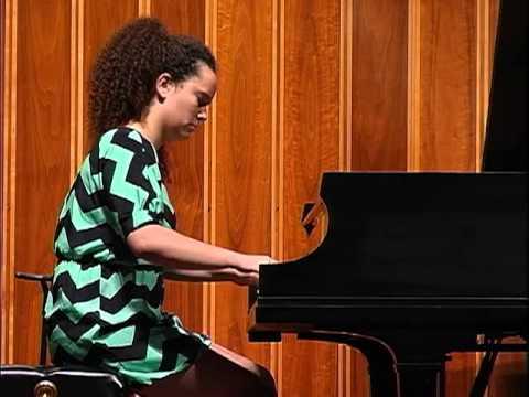 Molly Burton:  Milder Musical Arts 35th Anniversary Concert