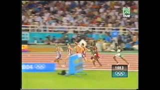 Antonio Reina Eliminatorias JJOO Atenas 800 m.l.mp4