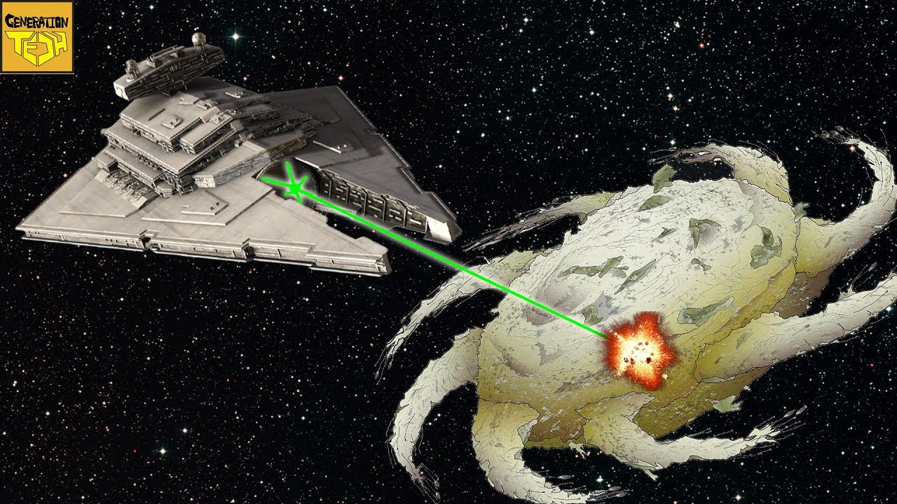 5 CRAZIEST SHIPS FROM STAR WARS LEGENDS