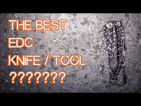 Leatherman Skeletool Review - Best EDC Knife / Tool - seriously, try it...