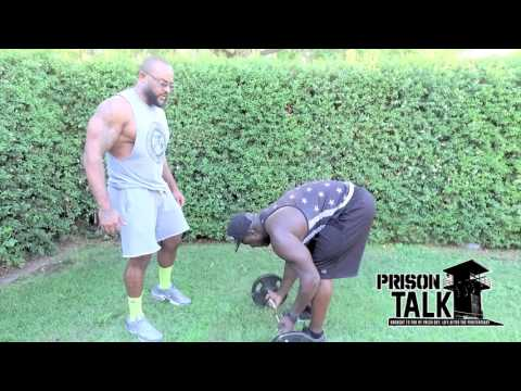 Prison Workout 21's - Prison Talk 7.12