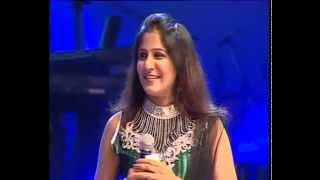 Shweta Mohan at Jaihind TV Awards 2011