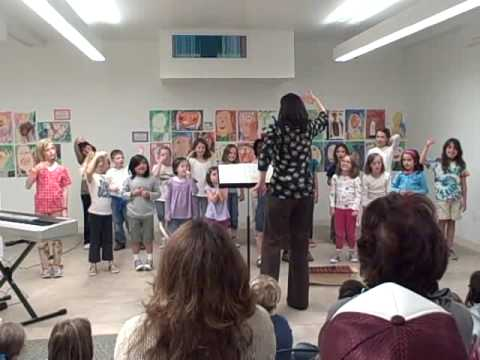 SFFS Children's Chorus - Warm up