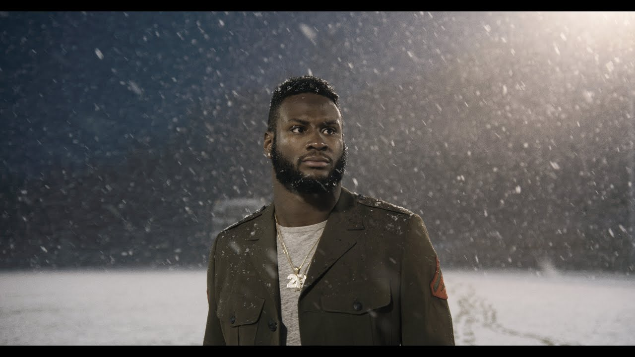 NFL Star Latavius Murray - The Rewind Ep.1