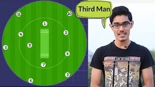 Field Positions in Cricket | Point, Cover, Third Man, Fine Leg, Mid Wicket | SportShala |