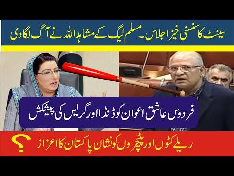 PMLN Senator Mushahid